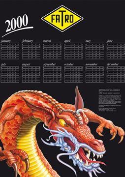 Imagen de Calendario 2000